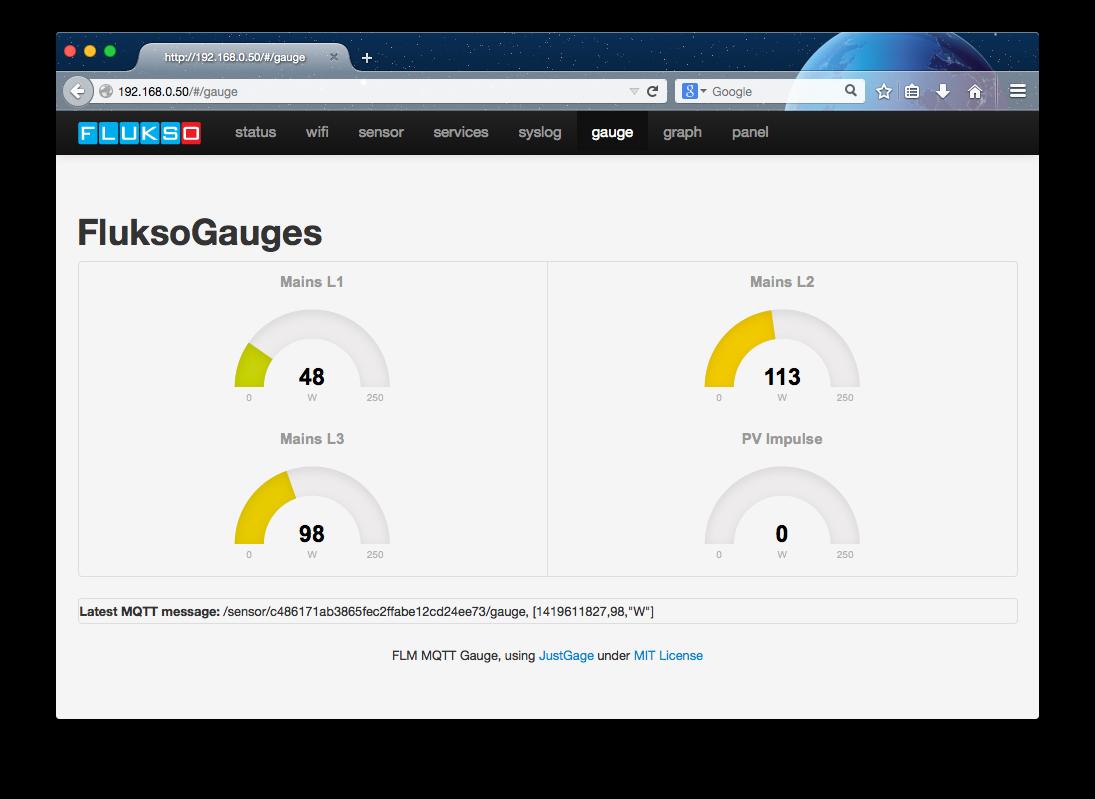 FLM MQTT broker to support web sockets [solved] | Flukso